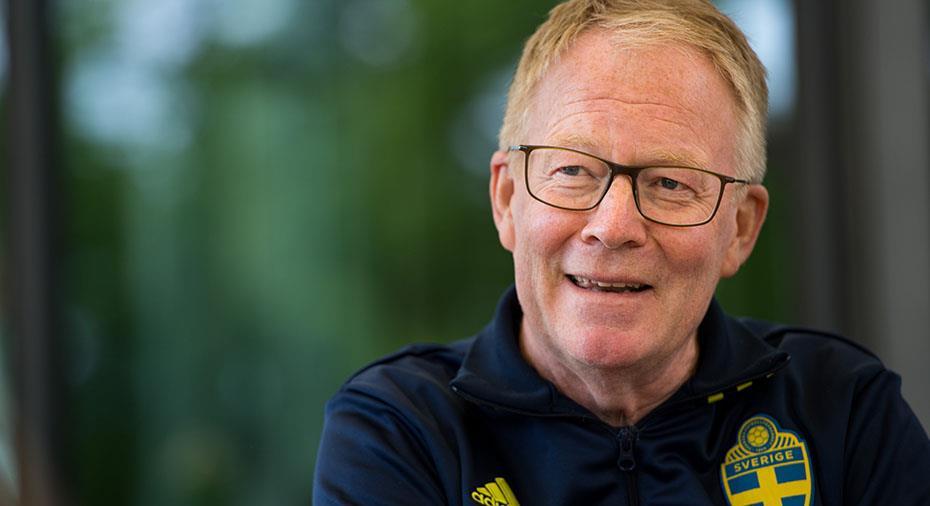 """Svenske spionen säker: """"Sverige vinner med 2-0"""""""
