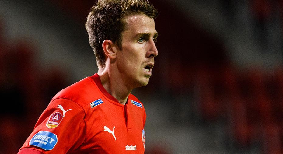 Officiellt: Eriksson återvänder till Falkenberg
