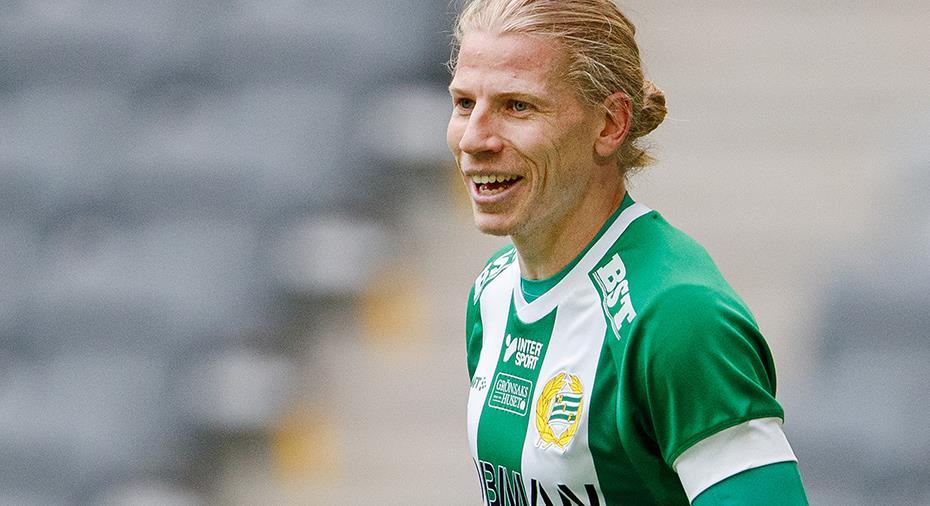 """Ludwigson med i toppen av allsvenska poängligan - efter nya mål: """"Suttit i bakhuvudet"""""""