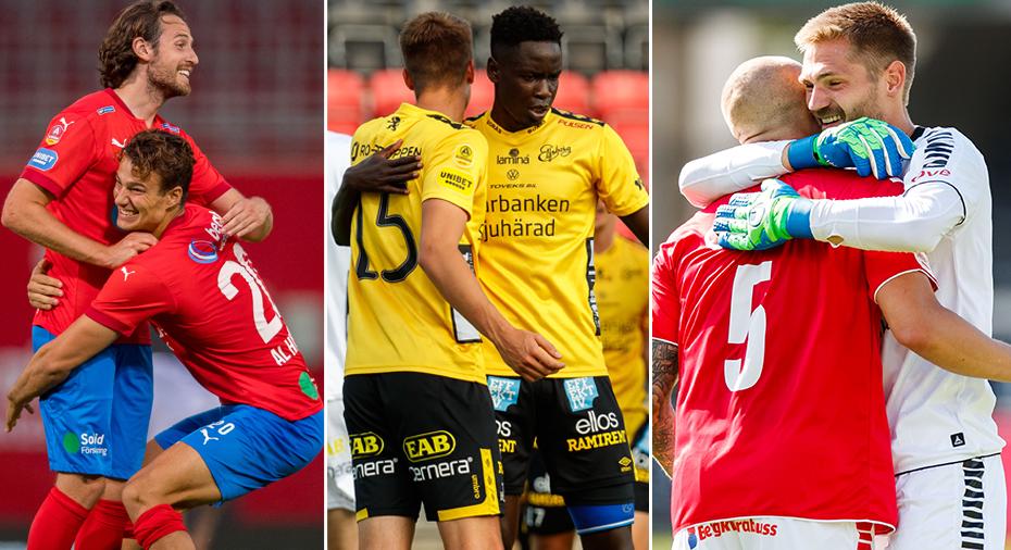 """Tre klubbar bötfällda för målfirande: """"Går inte att plocka bort känslor"""""""