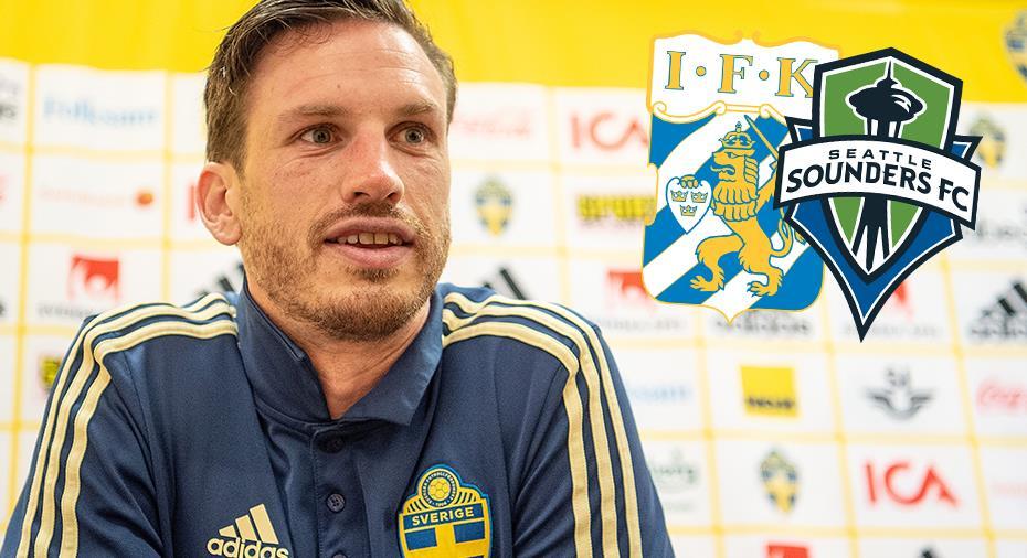 """IFK Göteborg: Svensson väljer mellan Seattle och Blåvitt: """"Hoppas frågan intensifieras snart"""""""