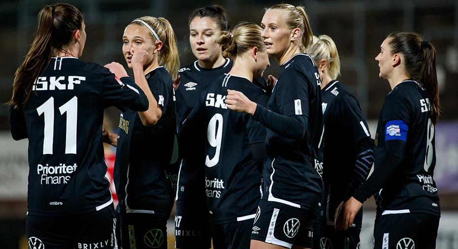 TV: Svenska mästarinnorna Kopparbergs/Göteborg vann i epilogen