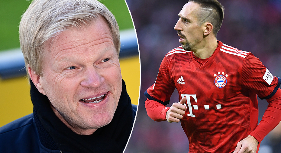 Ribery tränar med Bayern - nu ger storklubben besked om framtiden