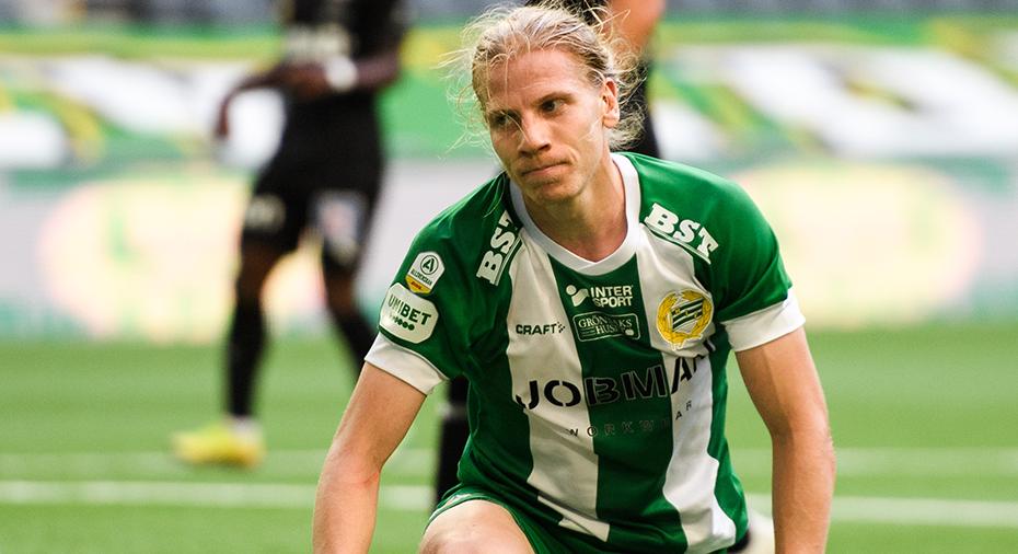 """Ludwigson målskytt - men utbytt i paus: """"Han låg på en bår"""""""