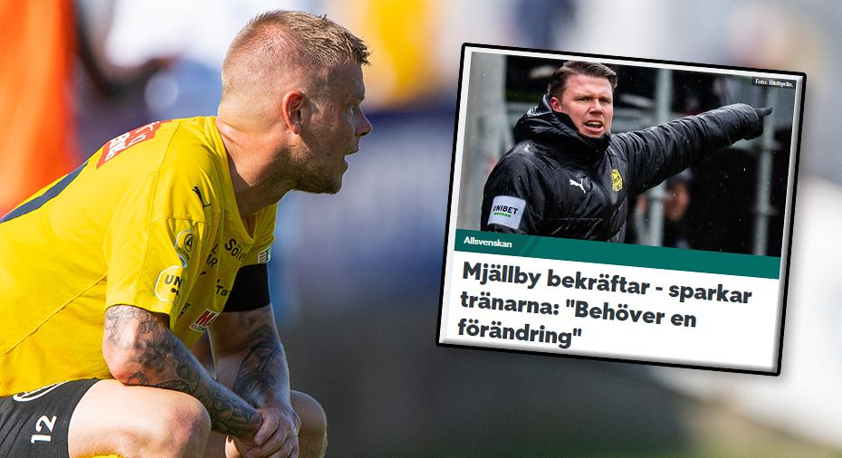 """Mjällbys lagkapten: """"Det var en liten bomb"""""""