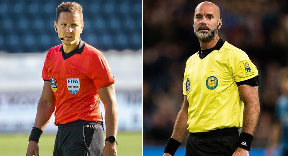 """Domarchefens interna brev - stöttar Strömbergsson: """"Jag backar honom till hundra procent"""""""