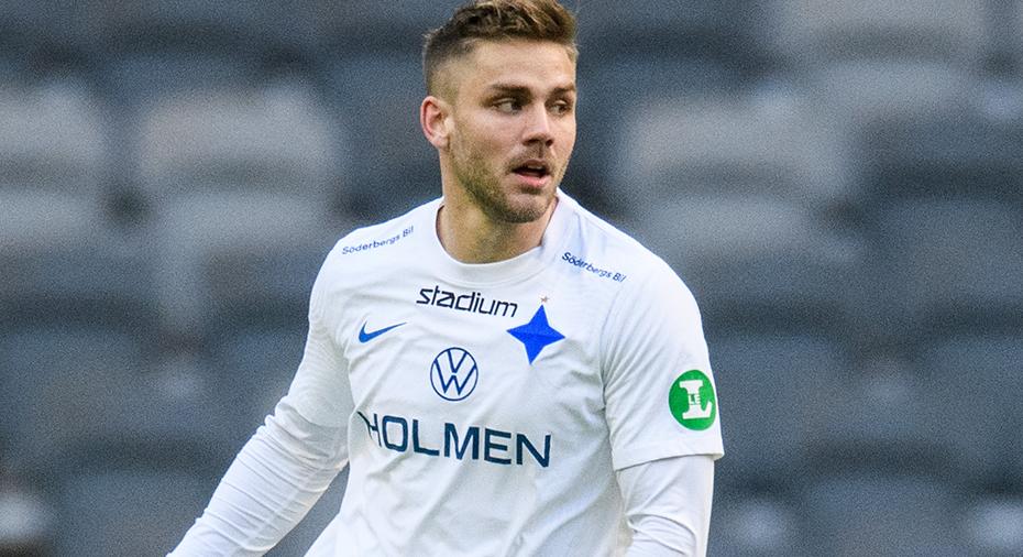 Efter tunga beskedet - Nyman tillbaka i IFK Norrköpings trupp