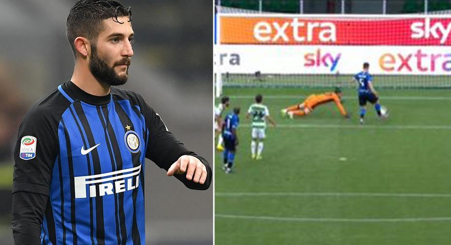 JUST NU: Ingen Lautaro från start för Inter - Sanchez ersätter