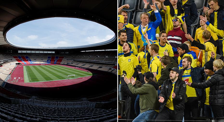 Så många får se Sveriges EM-premiär - oklart om tillresta fans