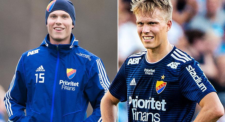 Rosenborg jagar Djurgården-back