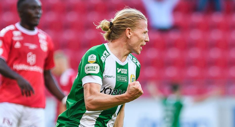 JUST NU: Hammarby har vänt - Ludwigson sätter ledningsmålet