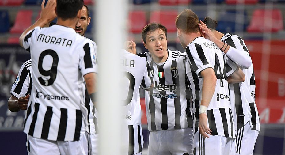 TV: JUST NU: Drömstart för Juve - sätter press på Milan och Napoli