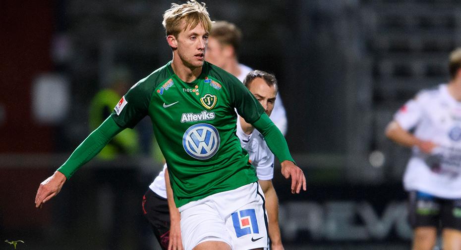 TV: Svensson straffade Bois - sköt J-Södra närmare nytt kontrakt