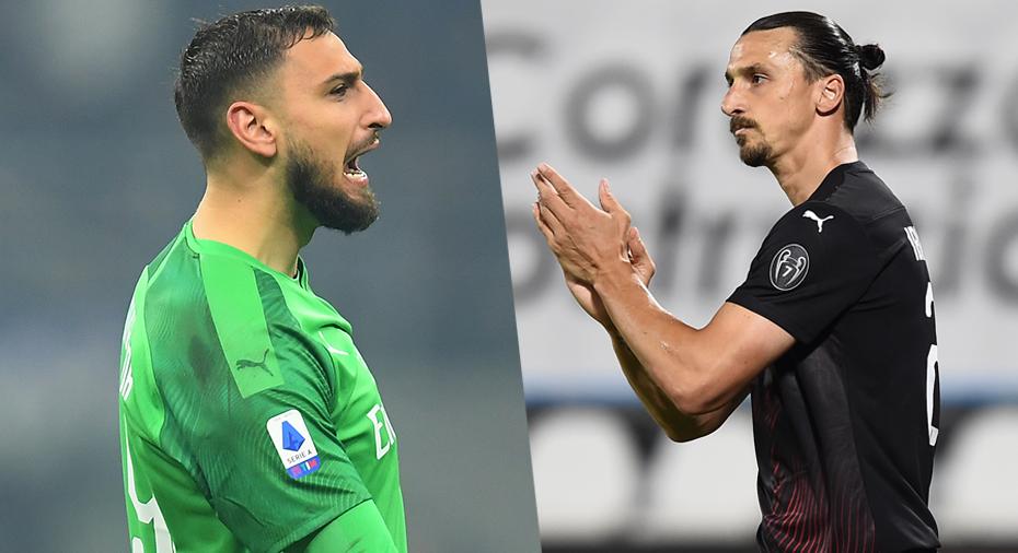 """Donnarumma: """"Zlatan är en best - ett fenomen"""""""