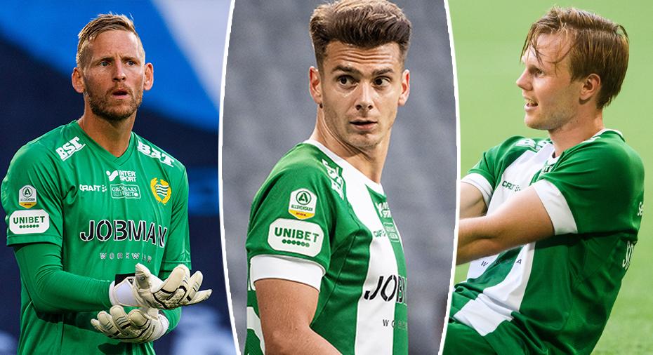Flera spelare saknas i Bajen inför derbyt - här är truppen mot Djurgården