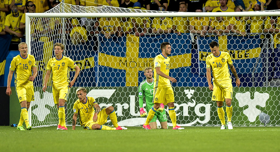 TV  Sverige utslaget ur U21-EM - blev överkört av Slovakien d4b44bd0aea4d