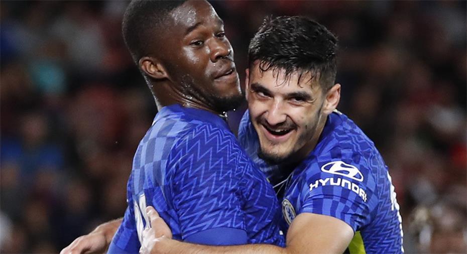 """Officiellt: Southampton lånar från Chelsea: """"Väldigt exalterad"""""""