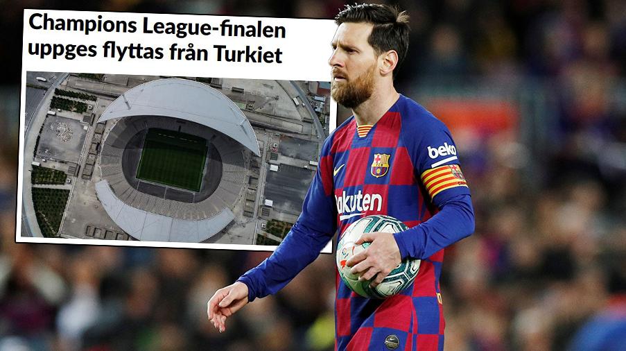 Uppgifter: Så ser Uefas plan för Champions League och Europa League ut