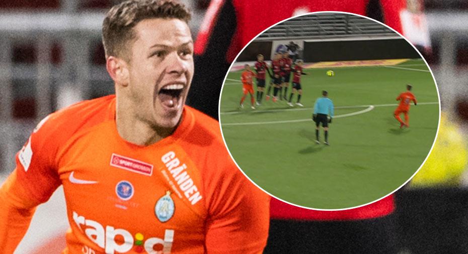 TV: AFC klart för allsvenskan - Ajeti sänkte gamla klubben