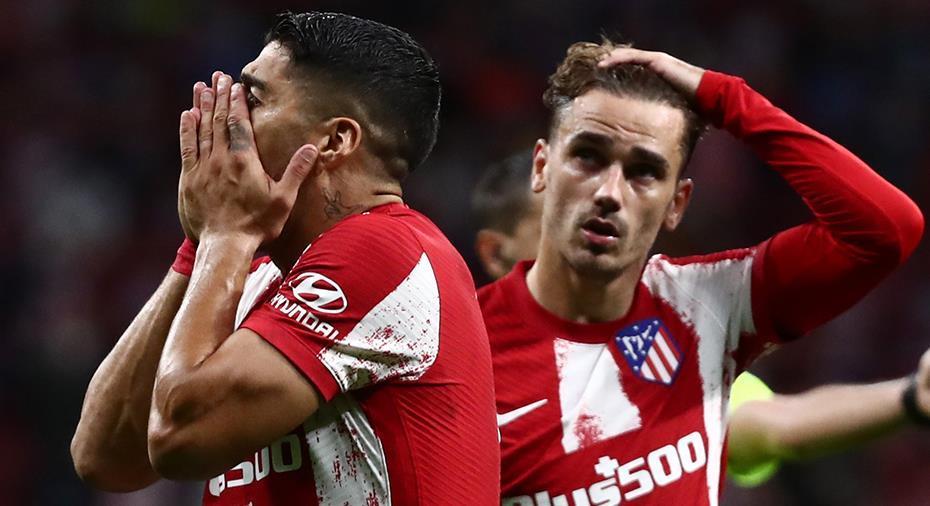 """""""Derby - Atlético Madrid överstreckas"""""""