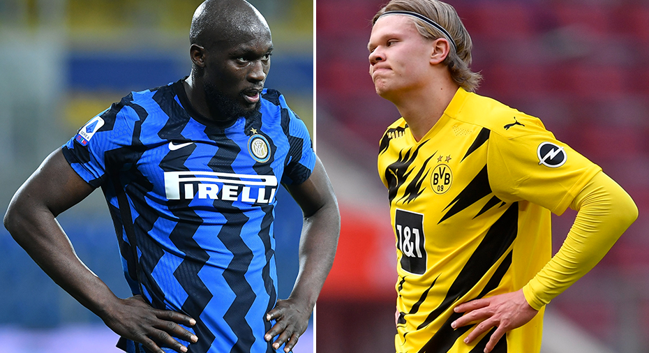 Uppgifter: Chelsea ser Lukaku som Haaland-alternativ