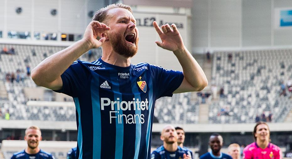 """Vägrar störas av rykten till AIK: """"Jag förstår klubben"""""""