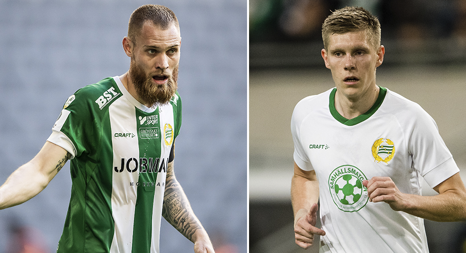 Johannsson tillbaka i Hammarbys trupp mot Häcken - Fällman saknas