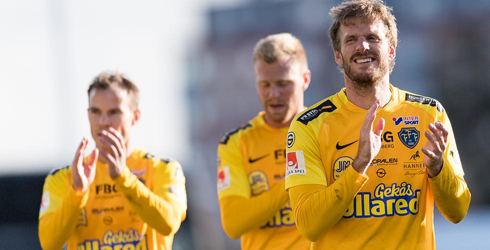 TV: Falkenberg slog J-Södra - nytt kliv mot allsvenskan