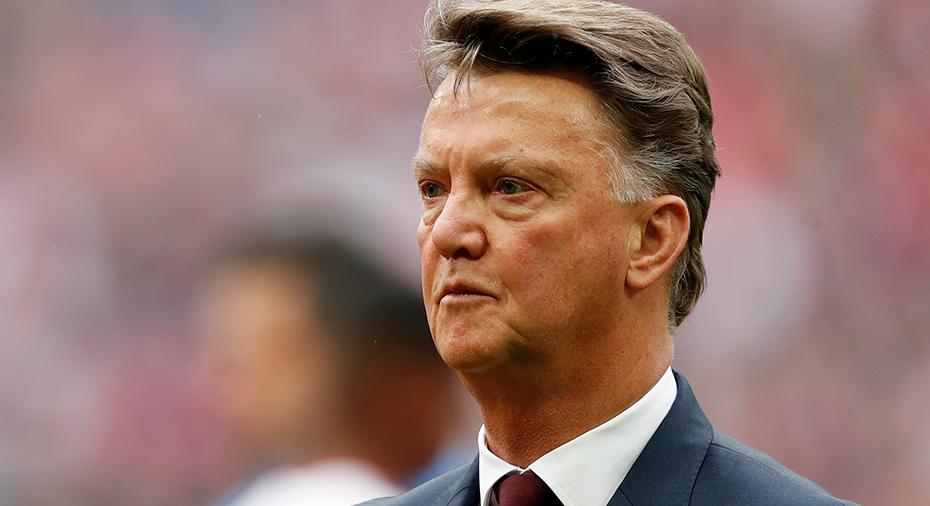 Officiellt: van Gaal tar över Nederländerna - för tredje gången
