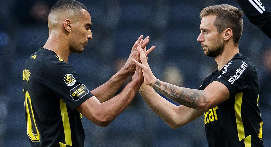 """AIK-stjärna klev av inför derbyt: """"Jag vet inte"""""""