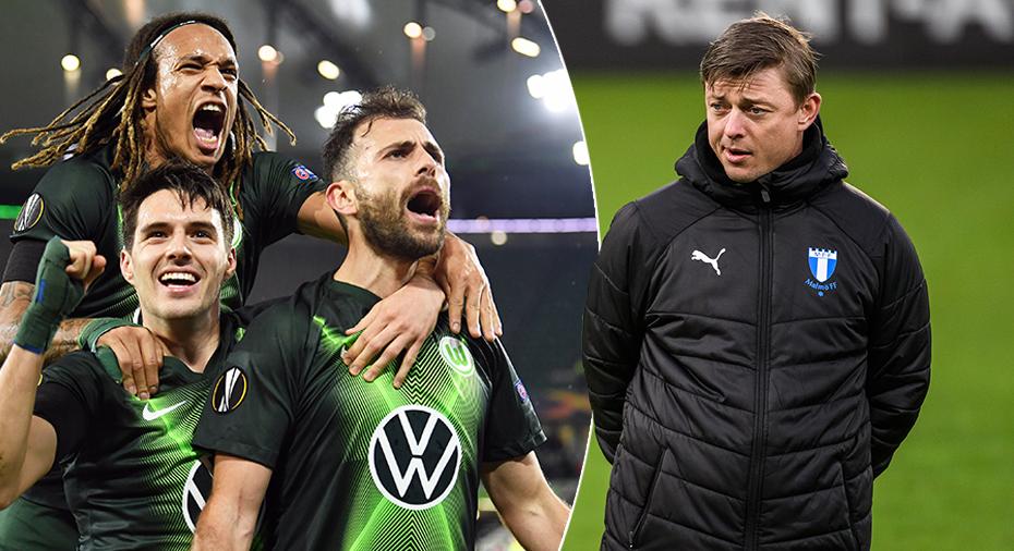 """Tomasson om Wolfsburgs kross inför returen: """"Deras 4–0 spelar ingen roll"""""""