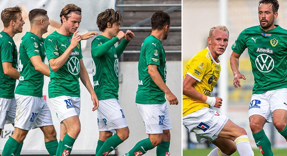 TV: Ny tung förlust för FFF - J-Södra vände och vann