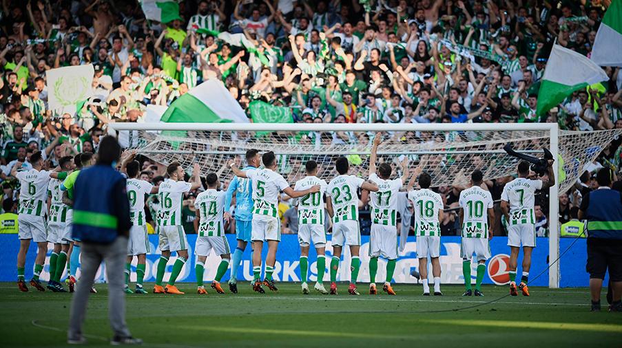 La Liga kan återupptas den 11 juni – med derbi sevillano