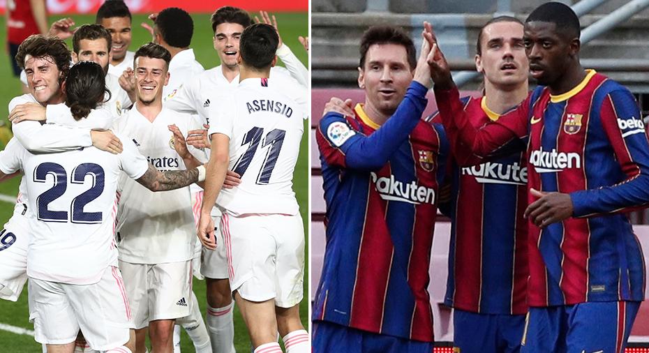 Pengaregn över La Liga-klubbar efter nytt avtal