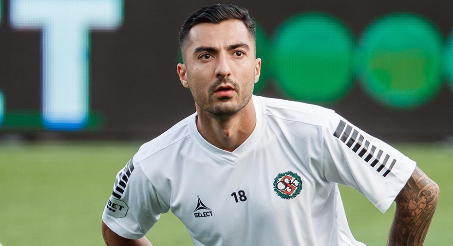"""Hamad lär missa ytterligare match för ÖSK: """"Kan inte se mig själv i ögonen om jag chansar"""""""