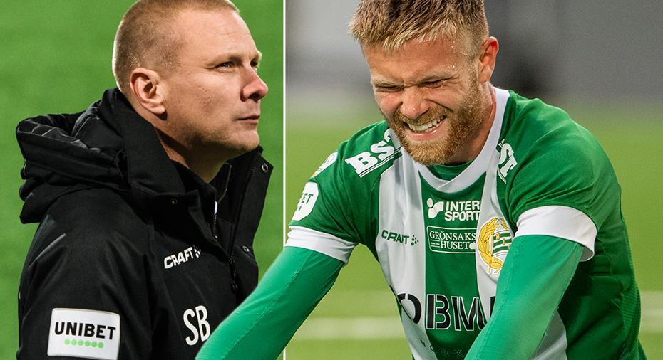 """Billborn lider med Widgren: """"Annars är det döden för honom"""""""