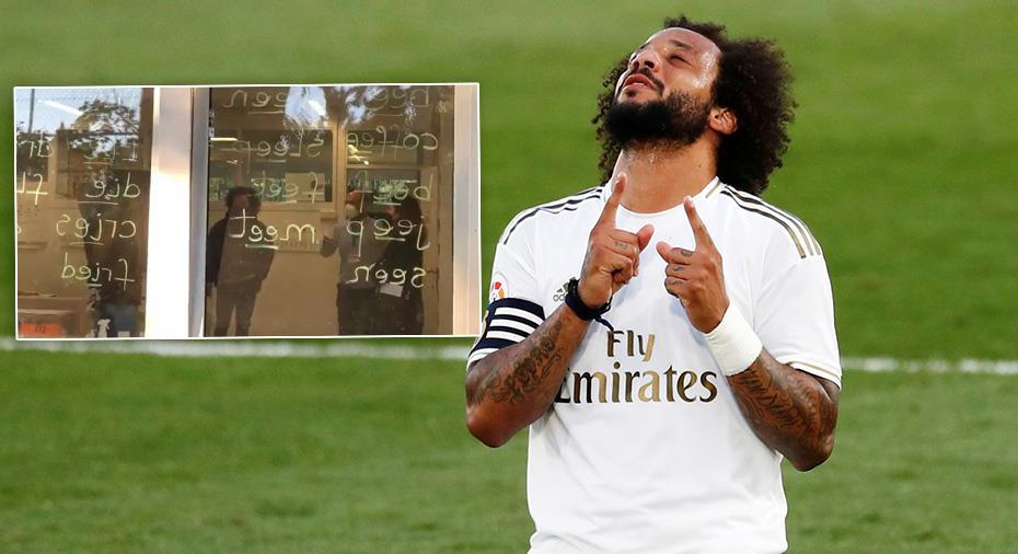 Marcelo räddad från påtvingade extraknäcket i sista stund - kan spela i CL