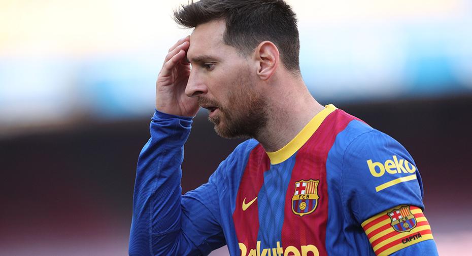 """Klart: Messi är klubblös - presidenten: """"Vi är lugna"""""""