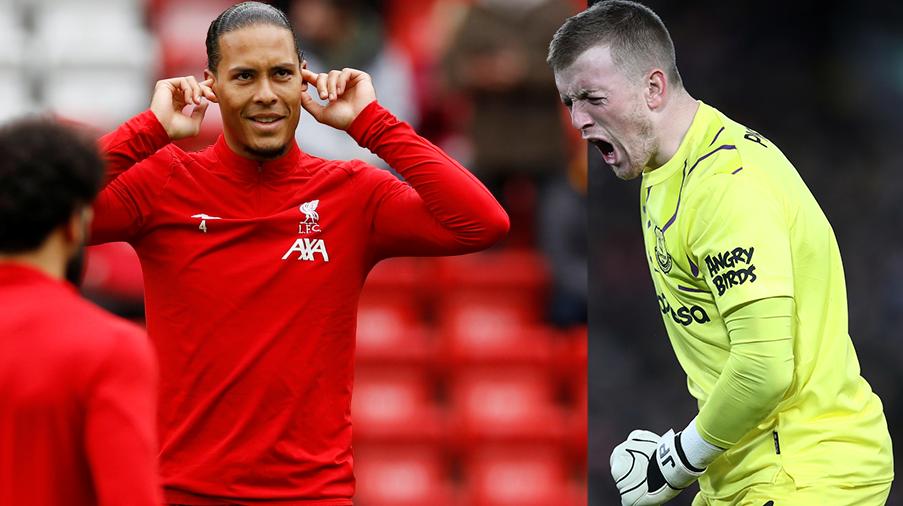 """Pickford: """"Vi är tillräckligt bra för att slå Liverpool"""""""