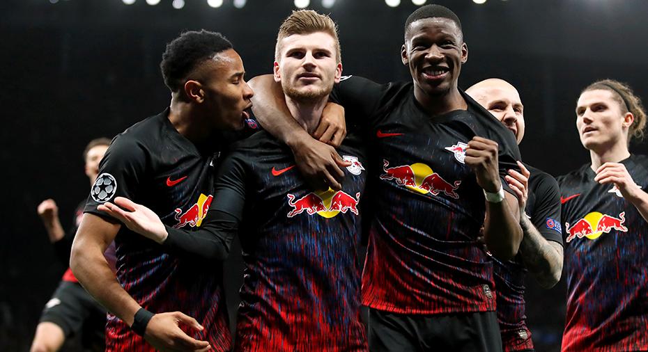 JUST NU: Tottenham i brygga - Werner gör 1-0 från straffpunkten