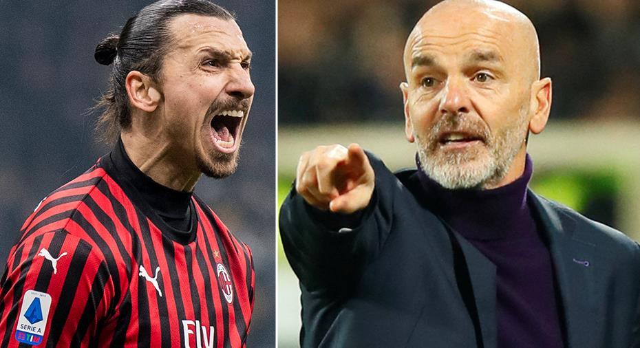 """Zlatan ett sista test från comeback - tränaren: """"Han är ett lejon"""""""