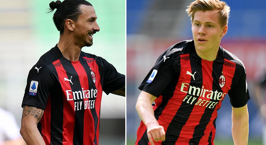 """TV: JUST NU: Sampdoria tar ledningen mot Milan: """"Hjärnsläpp"""""""
