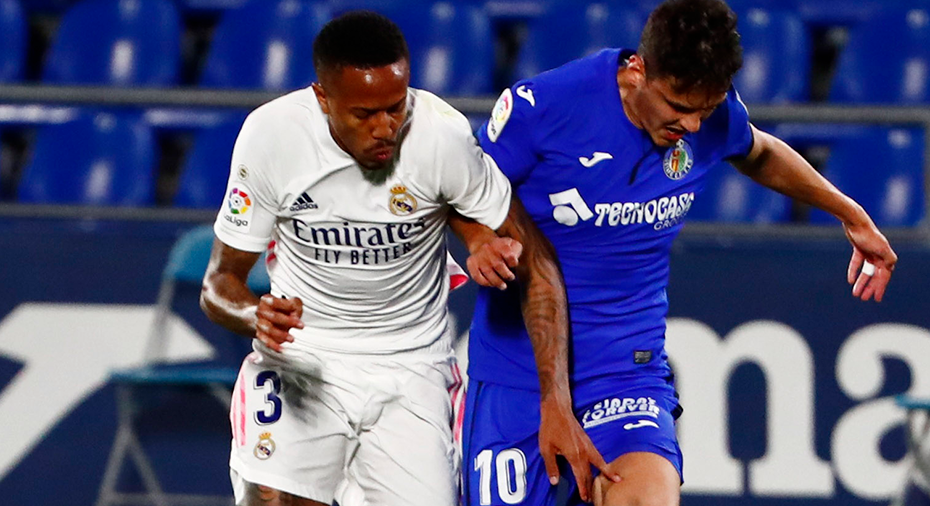 TV: Real Madrid tappade i titelracet - kryssade mot Getafe