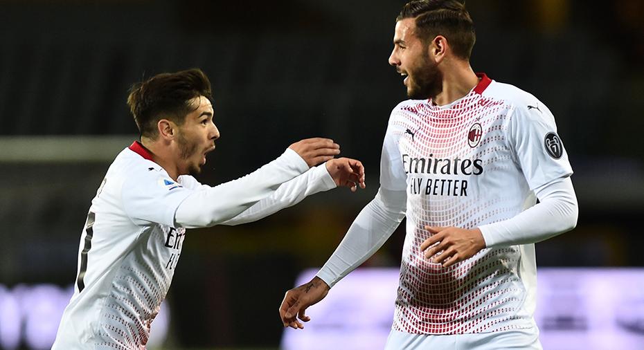 TV: JUST NU: Milan gör två snabba mål mot Torino