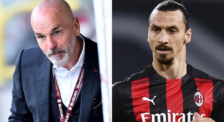 Zlatans löfte till Pioli: Klar för spel i Serie A-premiären