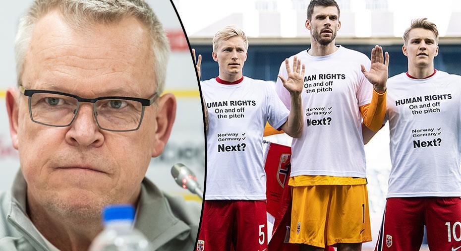 """Sveriges svar efter Norges uppmaning: """"När ska man ta på sig andra tröjor?"""""""
