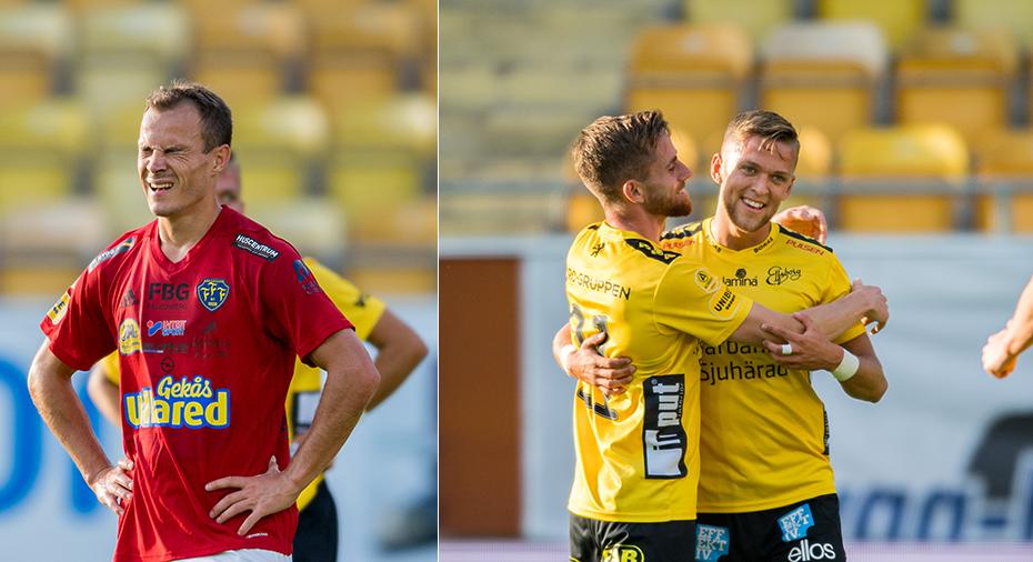 Jesper Karlsson med mål och rabonaframspelning när Elfsborg vann - hakar på Malmö i topp