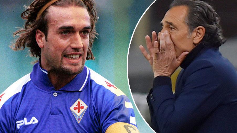 Över 300 matcher för klubben - nu kan Batistuta återvända till Fiorentina för ledarroll