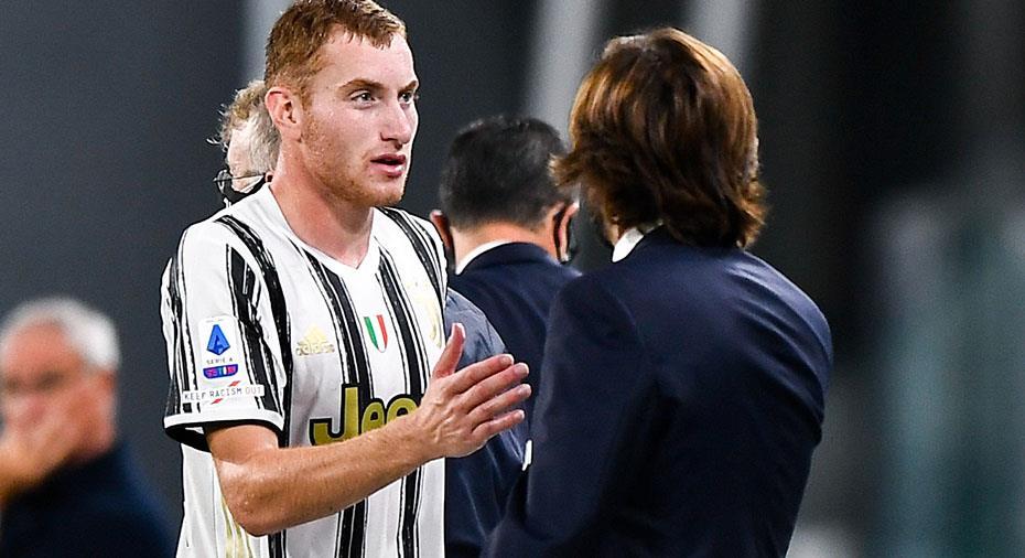 """Pirlo bänkade Kulusevski: """"Har inte varit så skarp i senaste matcherna"""""""