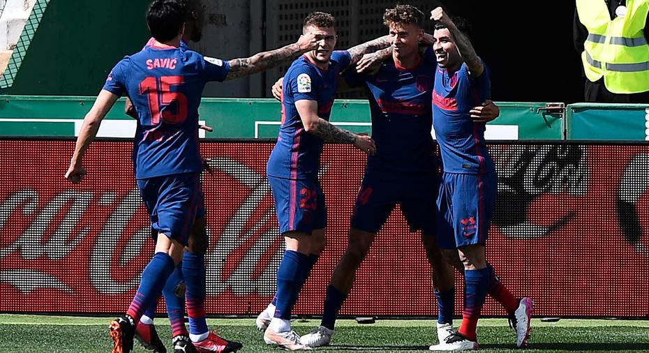 TV: Atlético Madrid tog livsviktig seger efter sen straffmiss